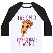 love triangle pizza